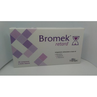 BROMEK RETARD 20CPR