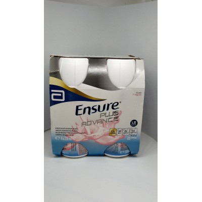 ENSURE PLUS ADVANCE FRA4X220ML