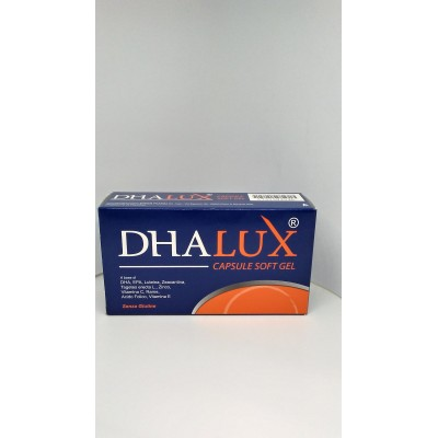 DHALUX BLISTER 30 CAPSULE MOLLI ASTUCCIO 27,36 G