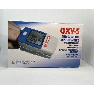 PULSOXIMETRO DA DITO OXY-5