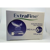AGO EXTRAFINE G31 6MM 100PZ