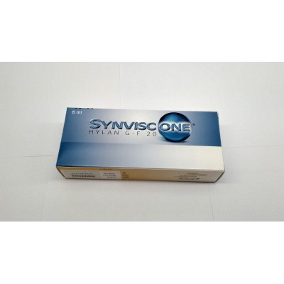 SYNVISC ONE SIR AC IALUR 1S 6ML