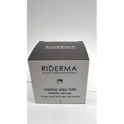 RIDERMA CREMA VISO 24H 50ML