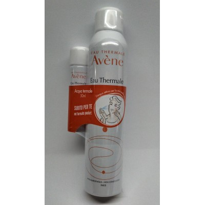 EAU THERMALE AVENE ACQUA TERMALE SPRAY 300 ML + 50 ML