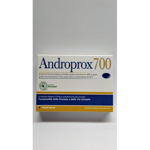 ANDROPROX 700 15PRL SOFTGEL