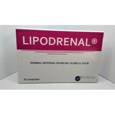 LIPODRENAL 30CPR + 2 campioni omaggio contenenti 3 cpr cadauno