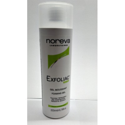 EXFOLIAC GEL DETERGENTE 200ML