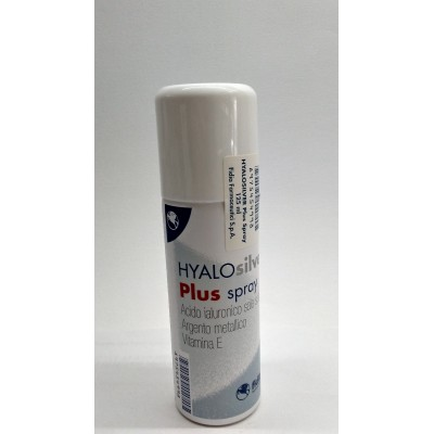 HYALOSILVER PLUS SPRAY