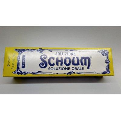 SOLUZIONE SCHOUM FORTE*os soluz 250 g