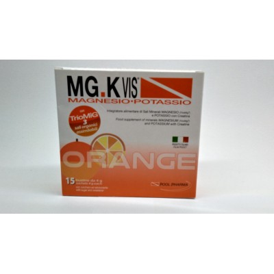 MGK VIS ORANGE 15BUST