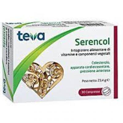 SERENCOL TEVA nuova confezione