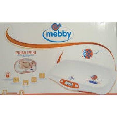 MEBBY PRIMI PESI BILANCIA