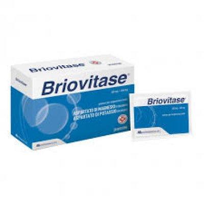 BRIOVITASE*orale polv sosp 20 bust 450 mg + 450 mg