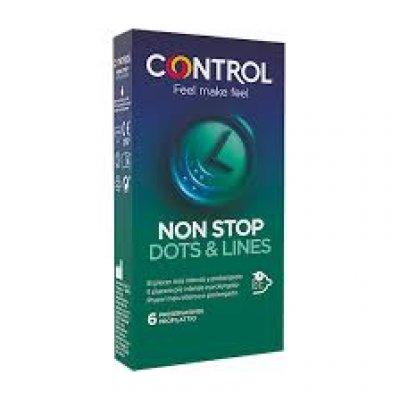 CONTROL NON STOP DOTS&LINES6PZ
