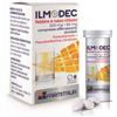 ILMODEC FEBBRE E NASO CHIUSO*8 cpr eff 500 mg + 60 mg