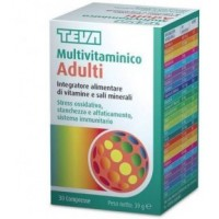 MULTIVITAMINICO ADULTI 30CPR TEV