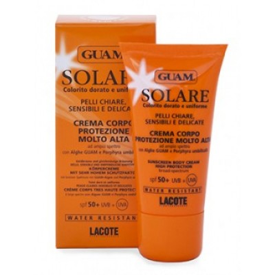 GUAM SOLARE SUPR SPF50+ 100ML