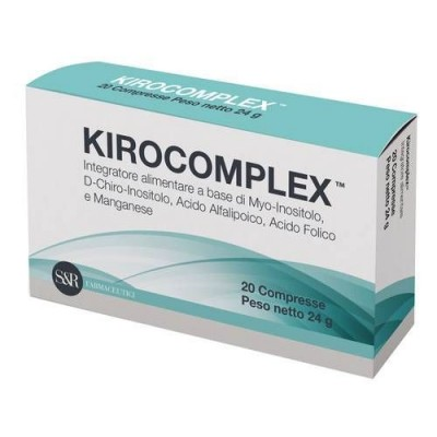 KIROCOMPLEX 20CPR