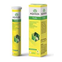 AQUILEA TUSS 15 COMPRESSE EFFERVESCENTI 90 G