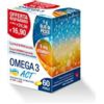 OMEGA 3 ACT 60PERLE 1G