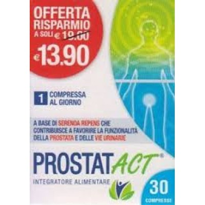 PROSTATACT 30CPR
