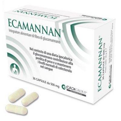 ECAMANNAN INTEG 36CPS 18G