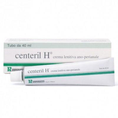 CENTERIL-H CREMA RETT 40GR