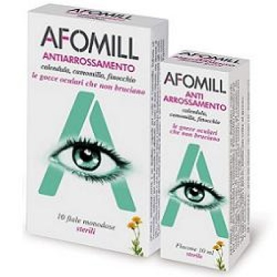AFOMILL ANTIARROSS 10ML