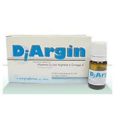 DIARGIN INT DIET 10F 10ML
