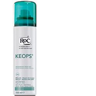ROC KEOPS DEOD SPRAY SECCO 150ML