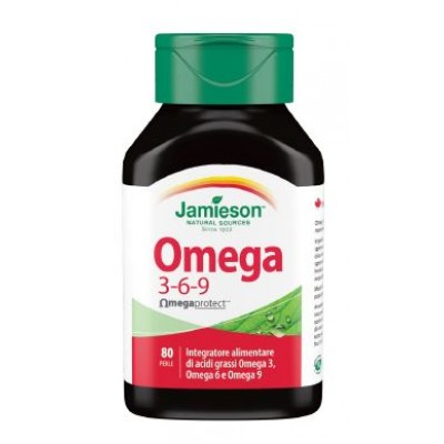 OMEGA PROTECT 3/6/9 80CP BIOVIT