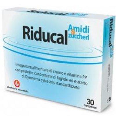 RIDUCAL amidi & zuccheri INTEG 30CPR