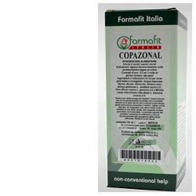 """COPAZONAL GTT 100ML """"FARMAFIT"""""""