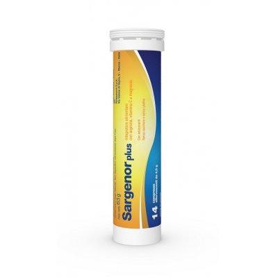 SARGENOR-PLUS INTEG 14CPR EFF