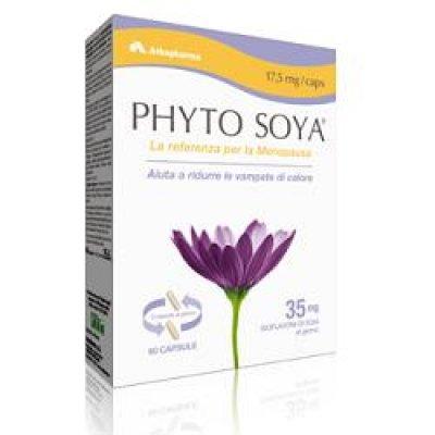 PHYTOSOYA-60CPS 17,5MG
