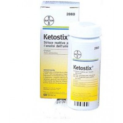 KETOSTIX-50 STRISCE   2880