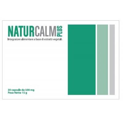 NATURCALM PLUS 30CPS