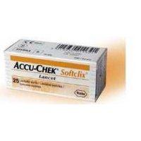 ACCU-CHEK SOFTCLIX 25 LANCETTE