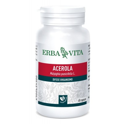 ACEROLA 60CPS 550MG EBV