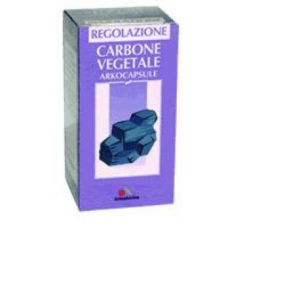 ARKOCAPSULE-CARB VEG. 45CPS