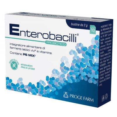 ENTEROBACILLI-10 BS