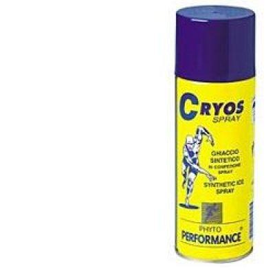 CRYOS GHIACCIO SPRAY ECOL 200 ML