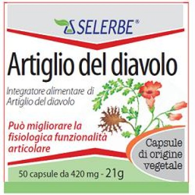 SELERBE ARTIGLIO DIAVOL 50CPS