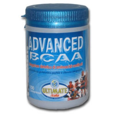 ADVANCED BCAA 100CPR 120G