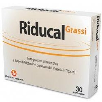 RIDUCAL GRASSI INTEG 30CPR
