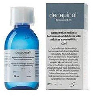 DECAPINOL COLLUTORIO 300ML