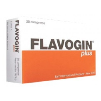 FLAVOGIN ALIM 30CPR