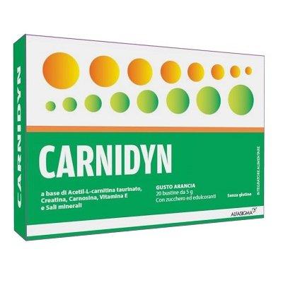 CARNIDYN INTEG 20BUST 5G
