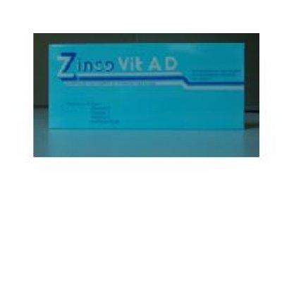 ZINCOVIT AD INTEG 10FLAC