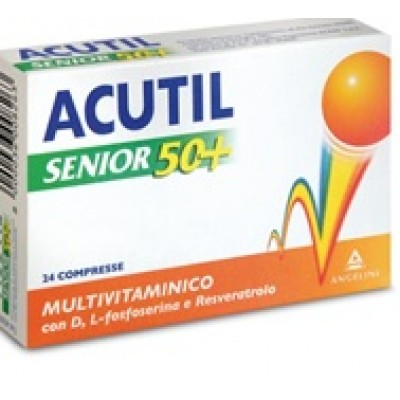 ACUTIL-INTEG MULTIV SENIOR 24CPR